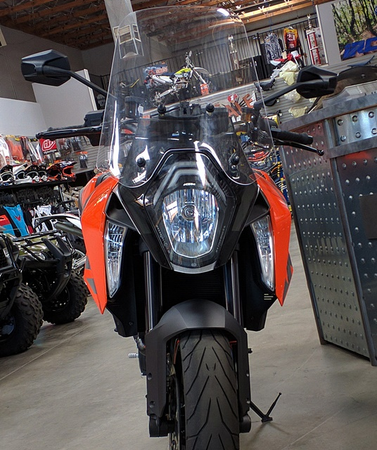 Ktm Duke 1290 >> KTM 1290 Super Duke GT Windshields