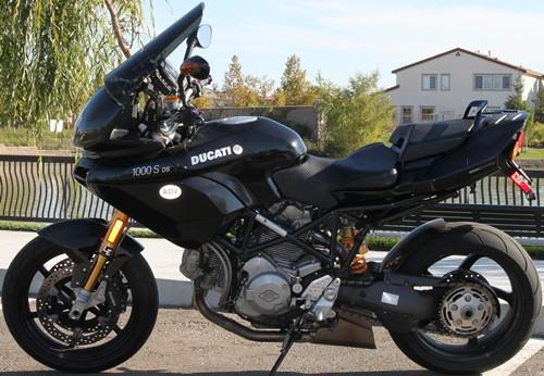 Ducati   Seat Height