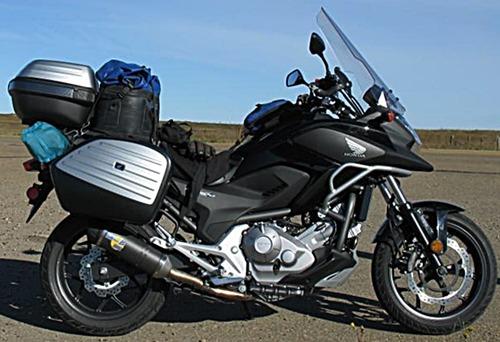 Honda Nc700 Nc750 Touring Windshields