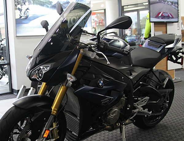 New Calsci Windshield for S1000R   BMW S1000RR Forums: BMW