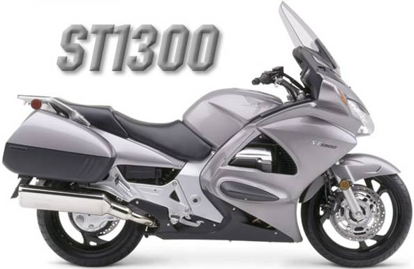 St1300 Honda Motorcycle Honda St1300 Information And