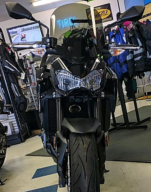 Kawasaki Z900 Windshields